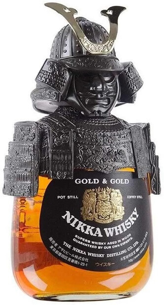 NIKKA GOLD AND GOLD